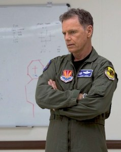 Bruce Greenwood is Lt. Colonel Jack Johns in GOOD KILL. Photo courtesy of IFC Films.