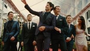 The cast of ENTOURAGE. Photo courtesy of Warner Bros.