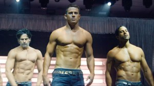 The cast of MAGIC MIKE XXL. Photo courtesy of Warner Bros.