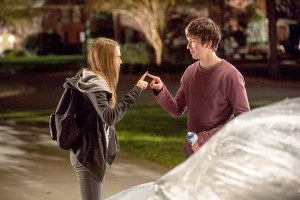 Cara Delevingne and Nat Wolff star in PAPER TOWNS. Photo courtesy of 20th Century Fox.