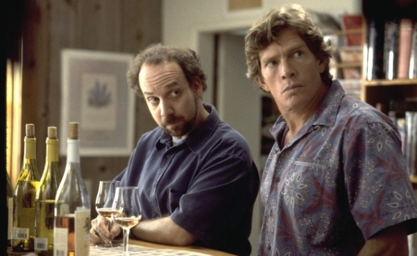 Paul Giamatti (left) Thomas Hayden-Church (right) Photo Courtesy of Fox Searchlight