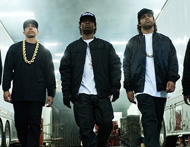 Movie Review: 'STRAIGHT OUTTA COMPTON' Brings the Heat