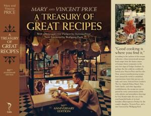 A TREASURY OF GREAT RECIPES 50th Anniversary Edition.