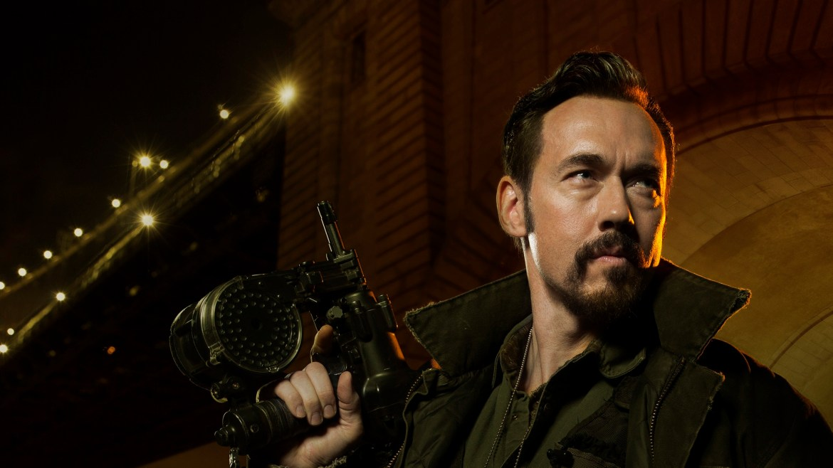 'THE STRAIN' Interview: Kevin Durand Speaks About Last Week's Shocking Episode and Teases What's to Come