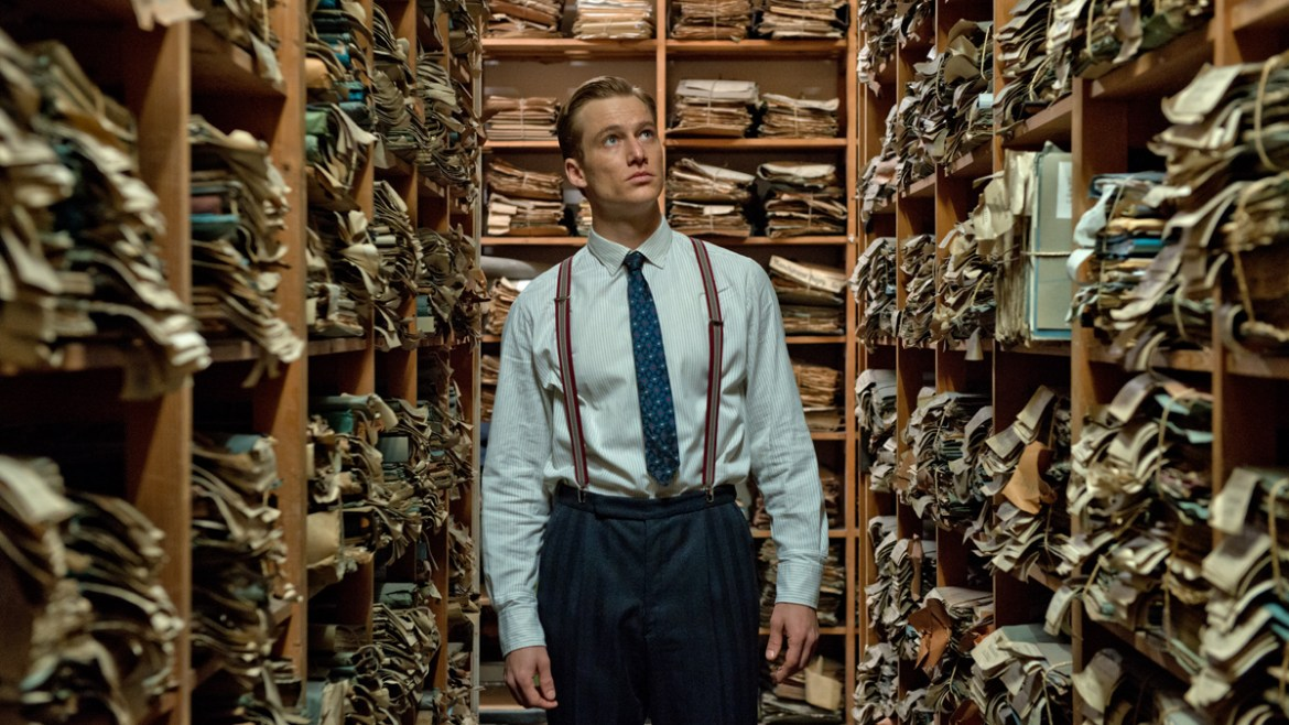 Movie Review: 'LABYRINTH OF LIES' Gets Lost In A Maze Of Irony