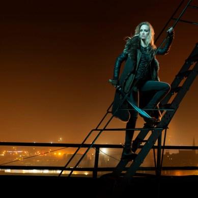'THE STRAIN' Q&A: Ruta Gedmintas and Richard Sammel Talk Season 2, Character Development