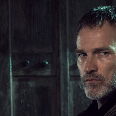 'THE BASTARD EXECUTIONER' Q&A: Stephen Moyer Cashes In His Fangs For Swords