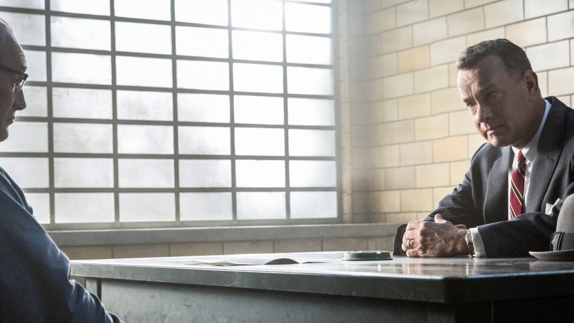Trailer #2: Steven Spielberg's 'BRIDGE OF SPIES' Gets A New Trailer Filled With Red Scares