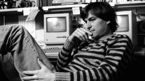 "A look at the personal and private life of the late Apple CEO, Steve Jobs. ""Steve Jobs: The Man in the Machine. ( Photo Courtesy of Magnolia Pictures)"