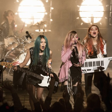 Movie Review: 'JEM AND THE HOLOGRAMS' Is Sufficiently Outrageous