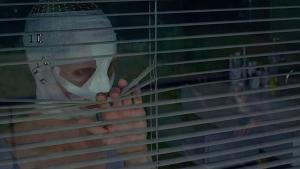 Susanne Wuest plays one creepy mama in GOODNIGHT MOMMY. Photo courtesy of The Weinstein Company.