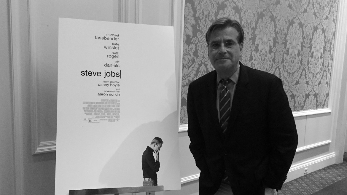 'STEVE JOBS' Q&A: Screenwriter Aaron Sorkin On How The Apple Impresario Affected His Life