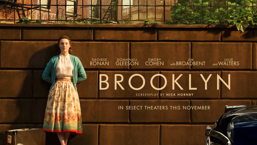 Dallas: Get Passes For An Early Screening of 'BROOKLYN', Based on the Novel By Colm Tóibín