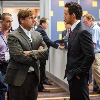Trailer & Poster: 'THE BIG SHORT' Won't Short Us On Star Power Or Thrills