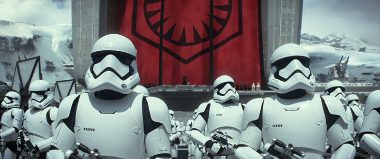 Trailer: 'STAR WARS: THE FORCE AWAKENS' Shatters Expectations