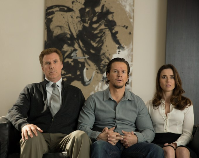 Left to right: Will Ferrell plays Brad Whitaker, Mark Wahlberg plays Dusty Mayron and Linda Cardellini plays Sara in Daddy's Home from Paramount Pictures and Red Granite Pictures Photo credit: Patti Peret © 2015 PARAMOUNT PICTURES. ALL RIGHTS RESERVED.