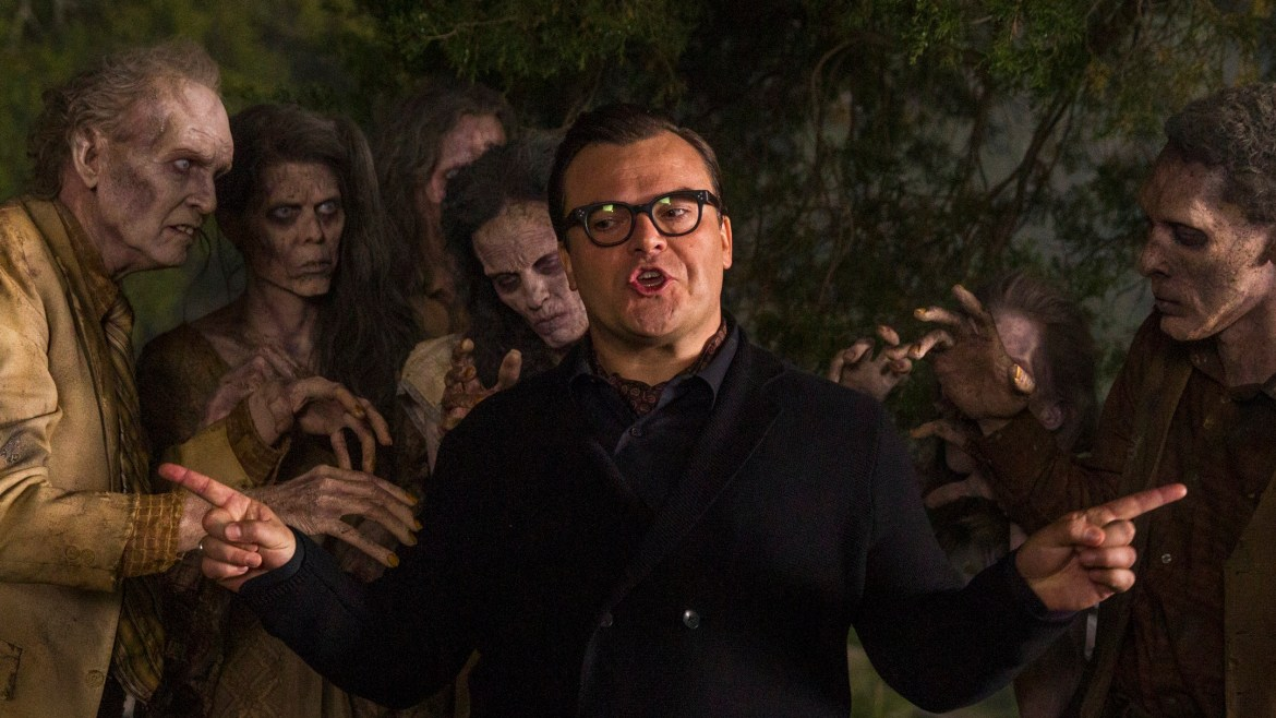 Movie Review: 'GOOSEBUMPS' Boasts Kid-Friendly, Spooky Fun