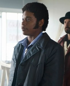 Bokeem Woodbine as Mike Milligan. Photo courtesy of Chris Large/FX.