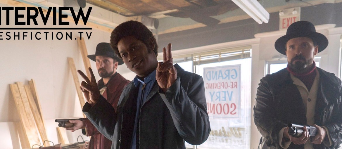 'FARGO' Q&A: Bokeem Woodbine, the Man Behind the Scene-Stealing Mike Milligan