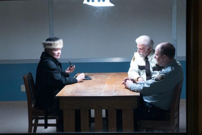 L-R: Smart as Floyd Gerhardt, Ted Danson as Hank Larsson. Photo courtesy of Chris Large/FX.