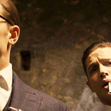 Movie Review: 'LEGEND' – A Thrilling Vehicle For Tom Hardy