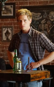 Chris Geere as Jimmy. Photo courtesy of Byron Cohen/FX.