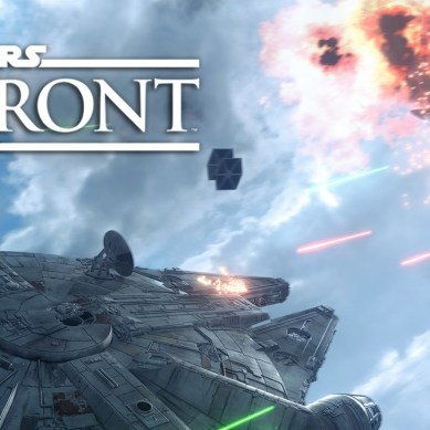 Game Review: 'STAR WARS™ BATTLEFRONT' Sets Blasters to Stunning