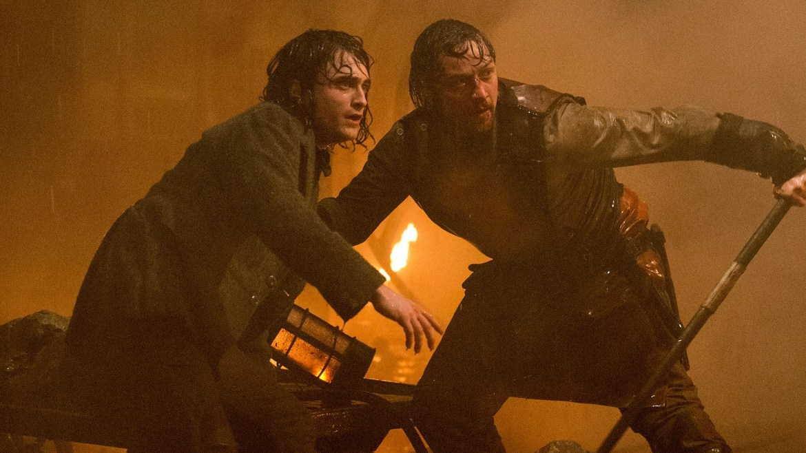 Movie Review: 'VICTOR FRANKENSTEIN' – It's Alive!… But Not Enough