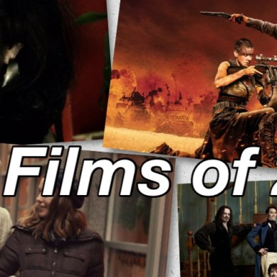 The 10 Best Films of 2015 (According to James Cole Clay VII)