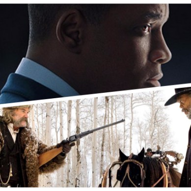 Blu-ray Tuesday: 'THE HATEFUL EIGHT', 'CONCUSSION' and 'POINT BREAK'