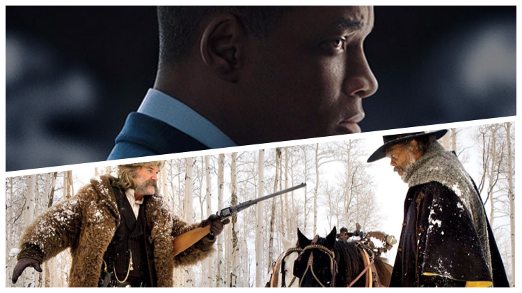 Rapid Movie Review: 'CONCUSSION' and 'THE HATEFUL EIGHT'