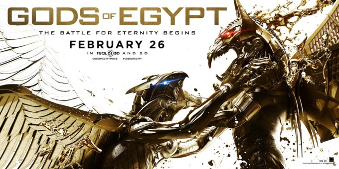 gods of egypt Banner