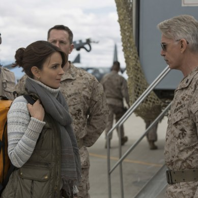 Tina Fey & Margot Robbie Go Get Their Freak On In WHISKEY TANGO FOXTROT Trailer