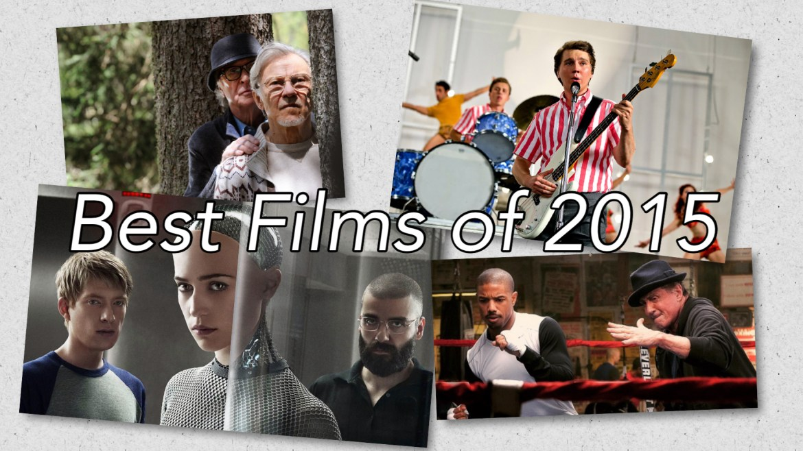 The 10 Best Films of 2015 (According to Jared McMillan)