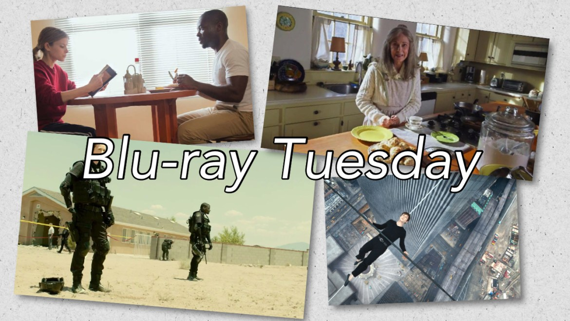Blu-ray Tuesday: 'SICARIO', 'THE WALK', 'THE VISIT' and More
