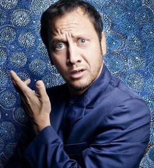 Former SNL player and veteran comic Rob Schneider voices Norm in NORM OF THE NORTH.