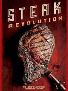 STEAK REVOLUTION poster