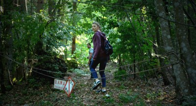 Natalie Dormer in THE FOREST. Photo courtesy of Gramercy Pictures.