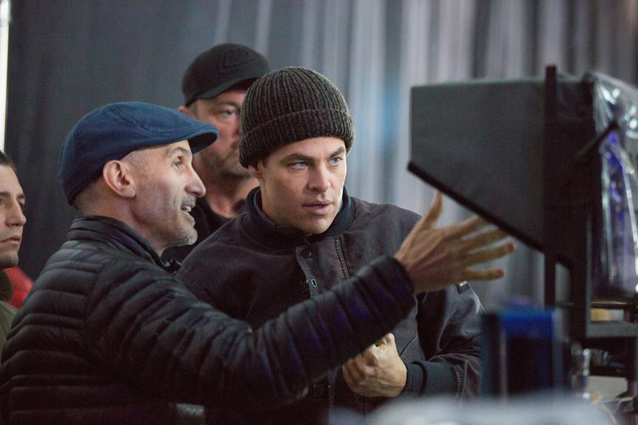 Chris Pine, Ben Foster, Holliday Grainger & Craig Gillespie On Finding Truth In THE FINEST HOURS