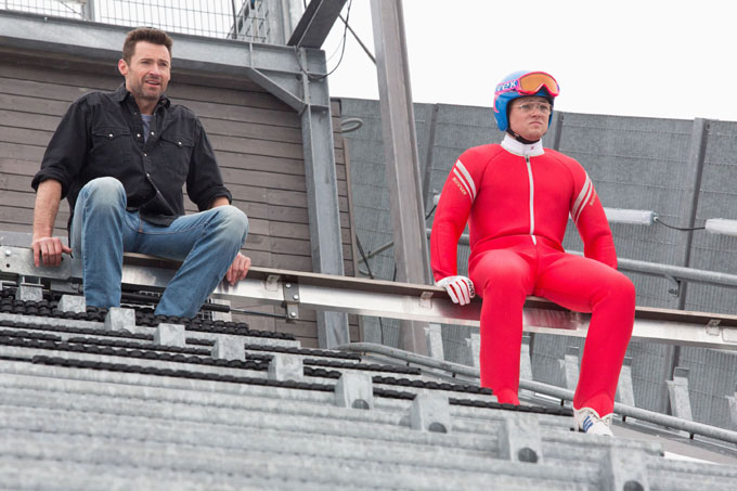 Movie Review – 'EDDIE THE EAGLE' Takes Flight, Lifts Spirits