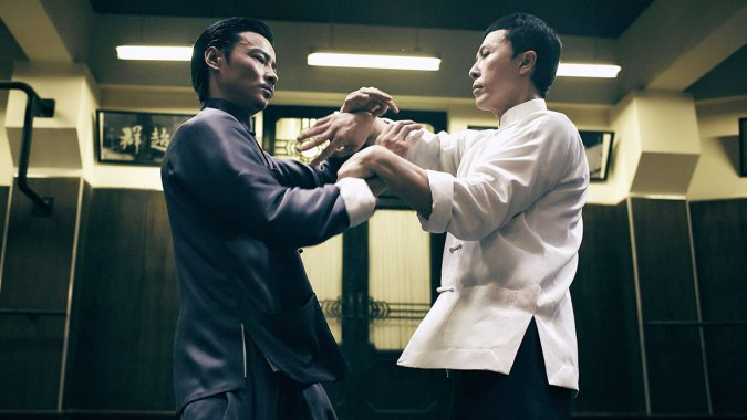 Movie Review: 'IP MAN 3' – January's New Hope