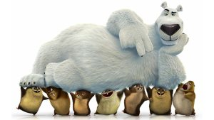 The animated creatures of NORM OF THE NORTH. Photo courtesy of Lionsgate.