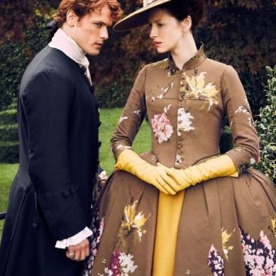 TV: 'Outlander' Back in April for Second Season