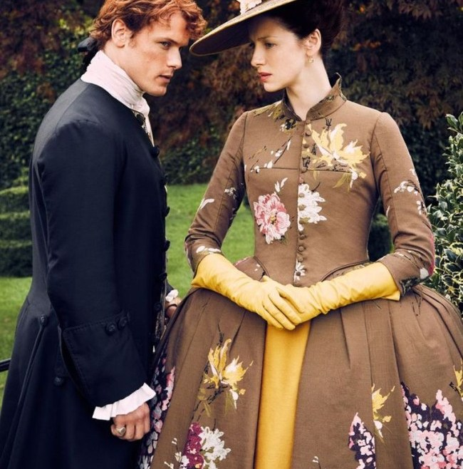 TV: 'Outlander' Back in April for Second Season
