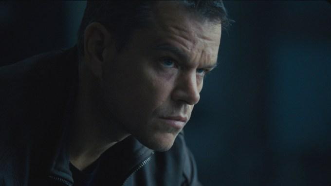 Matt Damon is back in JASON BOURNE. Courtesy of Universal Pictures.