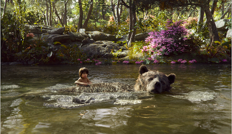 'THE JUNGLE BOOK' Trailer Touts Action, Adventure & Lots Of Animals