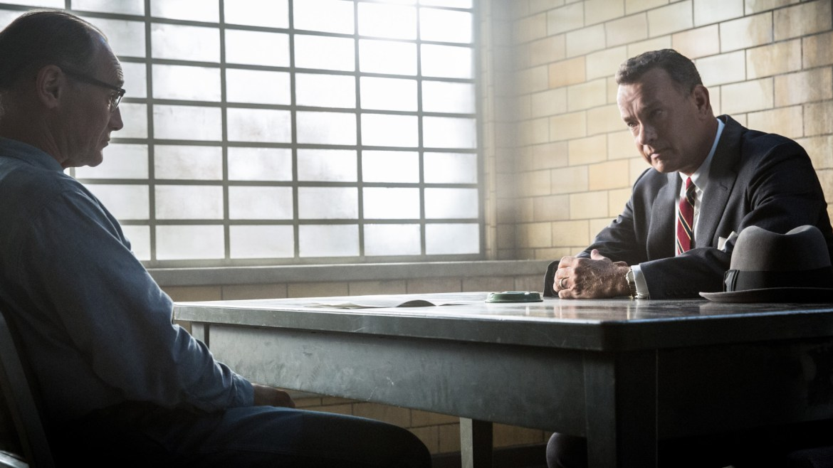Blu-ray Tuesday: 'BRIDGE OF SPIES' enthralls with talky ease
