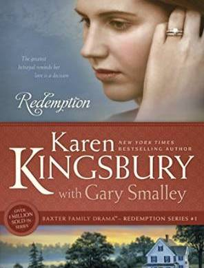 Karen Kingsbury Options 'The Baxters' Series for TV