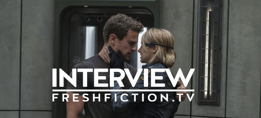 Theo James on dodging typecasting & nostalgia in 'ALLEGIANT'