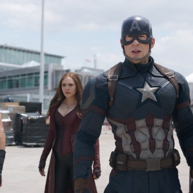 #TeamCap or #TeamIronMan? Which side are you on for 'CAPTAIN AMERICA: CIVIL WAR'